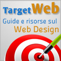 TargetWeb.it | Blog sul Web Design - Developing e sviluppo - Guide jQuery e Php