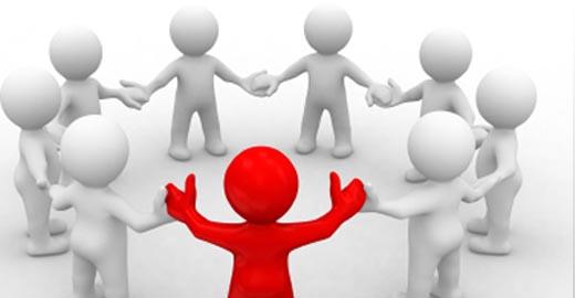 social_network_circle