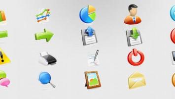 Set icone utili per web designer