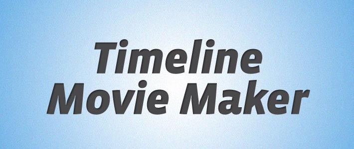 Timeline Movie Maker: il video della tua timeline Facebook!