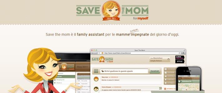 Save The Mom: gestione familiare su misura