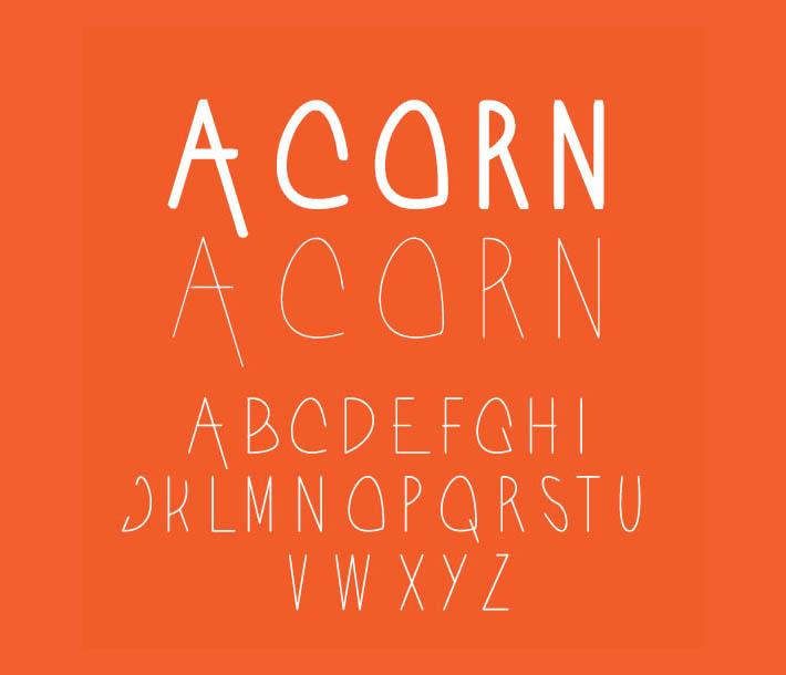 acorn-font-dettaglio