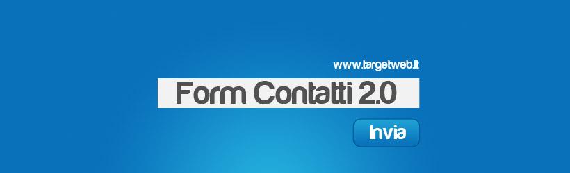 Form php con antispam, check informativa e controllo campo email