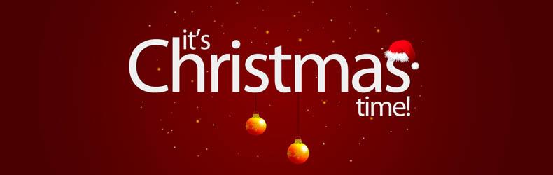 Risorse PSD per Natale: icone, plugin, wallpaper e pennelli photoshop