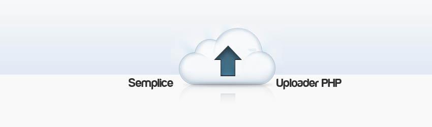 Semplice uploader di immagini in php
