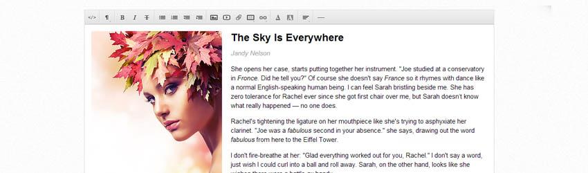 Miglior editor WYSIWYG HTML per il tuo prossimo progetto web