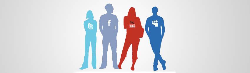 Custom share link per i principali social network: facebook, twitter, google+ e pinterest