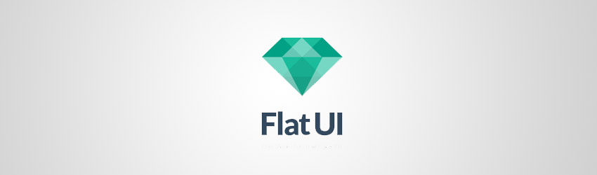 Flat UI: PSD e HTML user interface kit pronta all'uso