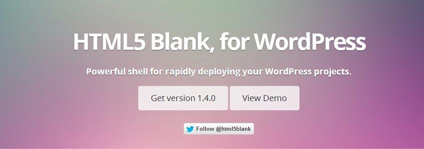 html-blank-theme