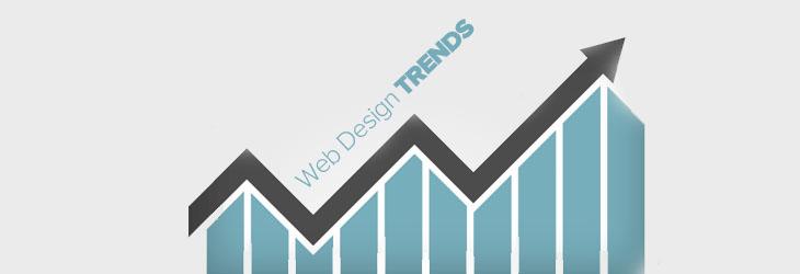 10 nuovi trend e novità sul web design che ti consiglio di seguire