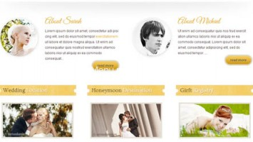 16 temi wordpress romantici da matrimonio
