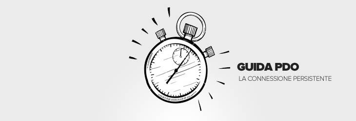 Aumentare la velocità delle query con la connessione persistente