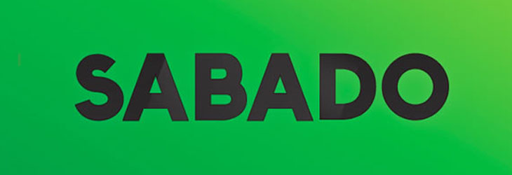 Font inspiration: Sabado Font