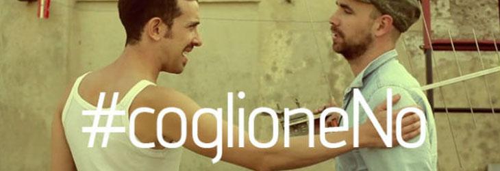 #CoglioneNO: ecco la Rivoluzione creativa in Italia