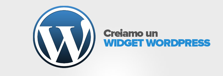 Creare widget WordPress in pochi semplici passi