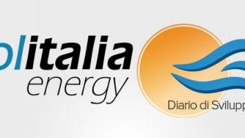 Diario di sviluppo: Energy creative site