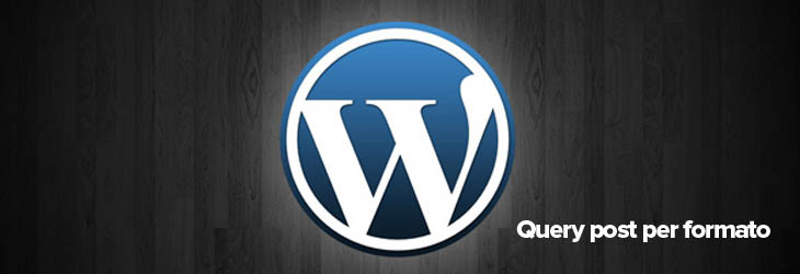 WordPress: eseguire query post avanzate per formato