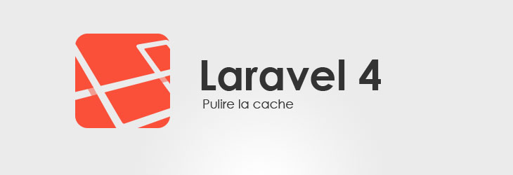 Come pulire la cache in Laravel 4