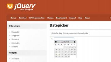 Impostare un intervallo dinamico di date con jQuery UI Datapicker