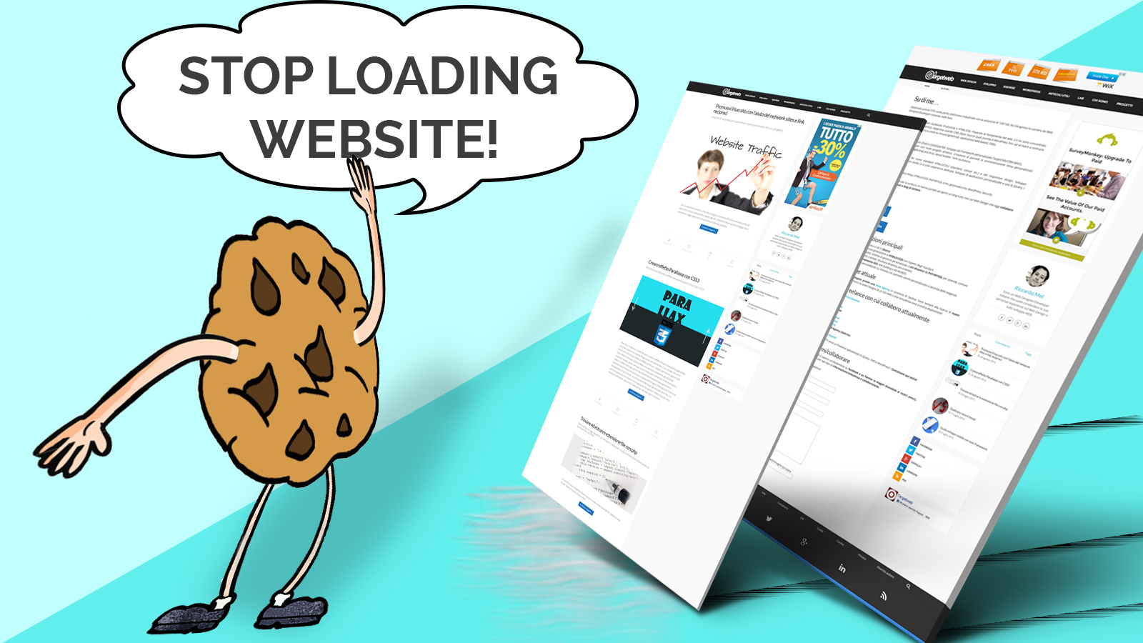 Cookie Policy: Bloccare Caricamento Pagina Per Cookie Policy