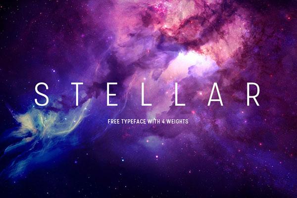 stellar-font
