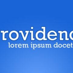 Providence_font