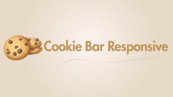 Script cookie bar jQuery responsive semplice e completo