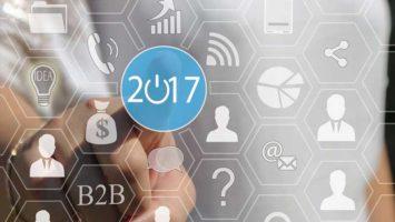 Web design trend 2017
